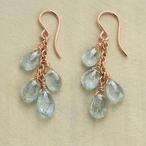 Sundance Aquafall Earrings